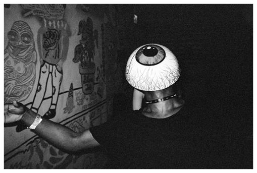 Eyeball @ Silent Barn, May15