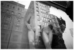 Mannequin Ghosts in Window, Chelsea,Mar14