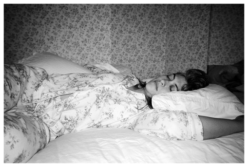 Sarah Sleeping, Kingston, May15
