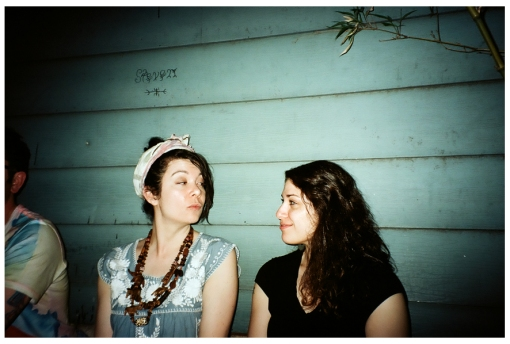 Carly & Emily @ Pete's Candy Store, May14