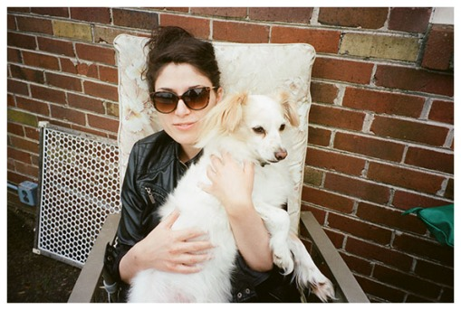 Emily, Dog, Nashville, Apr15
