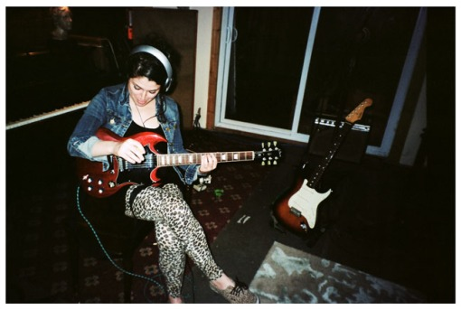 Emily, wildbore, recording, summer14