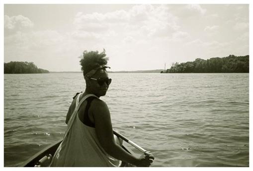 Erica, Percy Priest Lake, TN Aug15