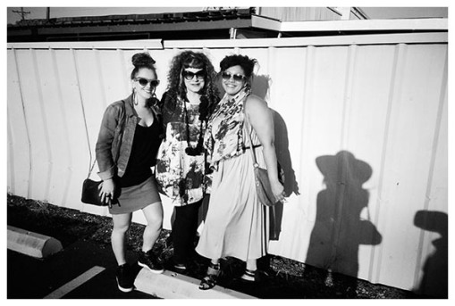 K†, Leah, Jeanine, Nola, Oct15