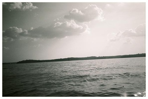 Percy Priest Lake 2, TN Aug15