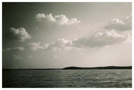Percy Priest Lake 3, TN Aug15