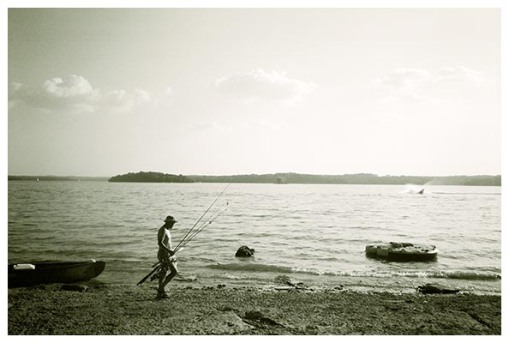 Percy Priest Lake 5, TN Aug15