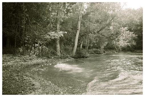 Percy Priest Lake, TN Aug15