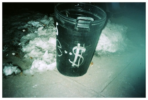 Trash Money, Williamsburg, Feb14