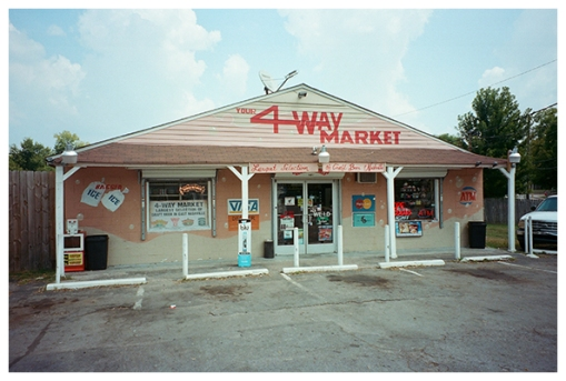 Four Way Market, Nashville, Aug15