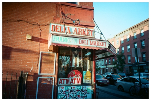 Deli Arket, Greenpoint, Oct15