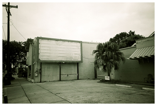 Empty Lot, NOLA, Oct15