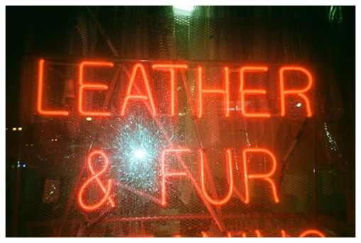 Leather and Fur, Bushlick, Oct15