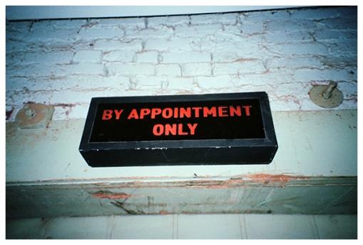 VIP, Appointemnts Only, Nashville, Aug15