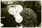 White Ghost Balloons, NOLA,Oct15