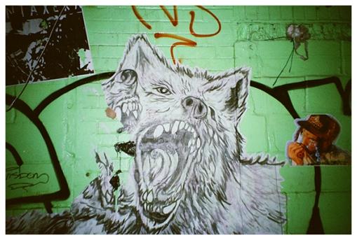 Wolf Teeth, Soho, Jul15